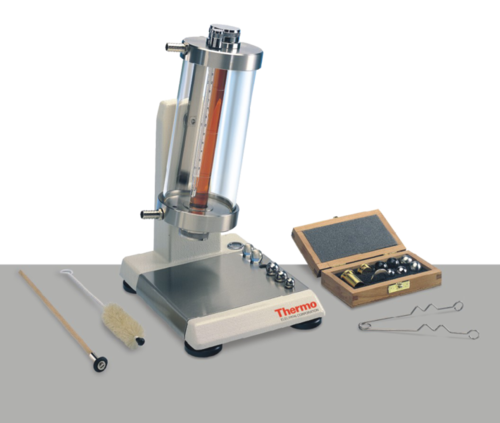 Falling Ball and Capillary Viscometer